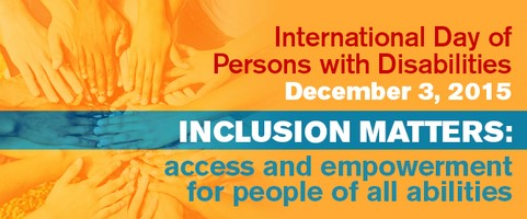 International Day Disability